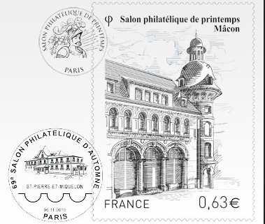 timbre poste pas cher