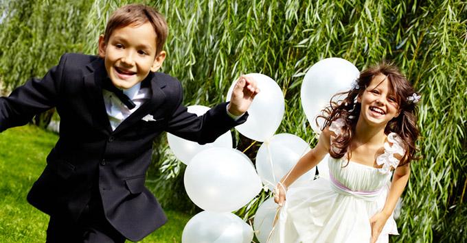 tenue de mariage pour enfant