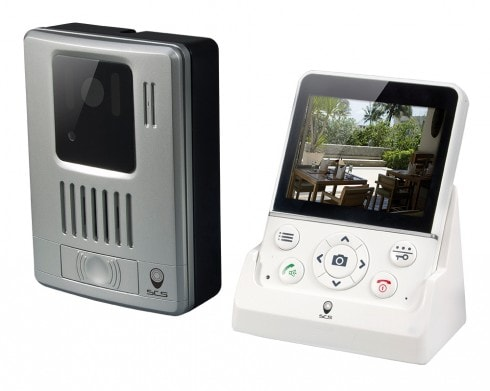 interphone video sans fil pas cher